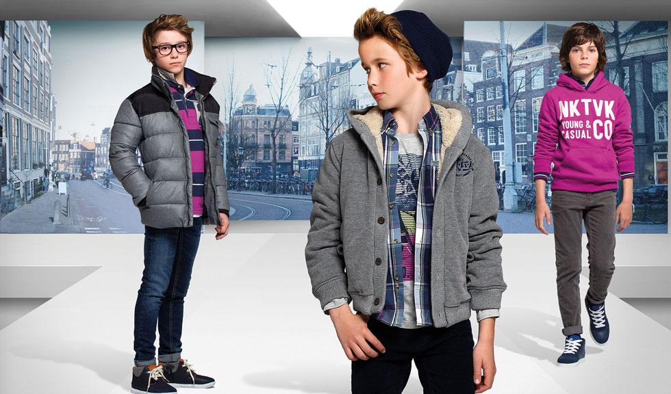 Oblečení pro děti 8-16 let